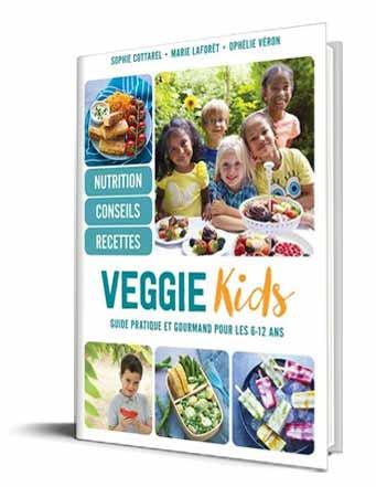Livre Veggie Kids