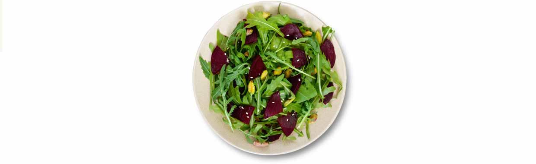 Roquette et betterave sont sources de vitamine B9