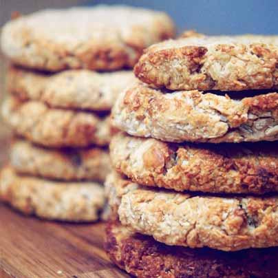 Cookies aux haricots blancs