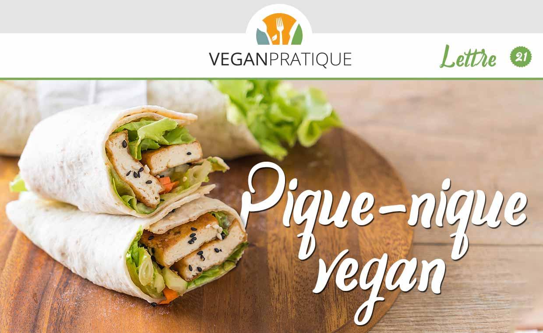 Pique-nique vegan