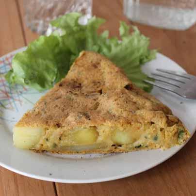 Recette tortilla espagnole
