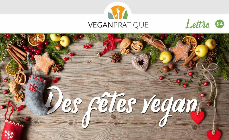 Des fêtes vegan