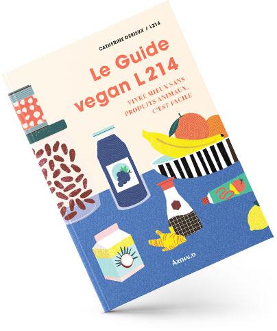 Le Guide vegan L214
