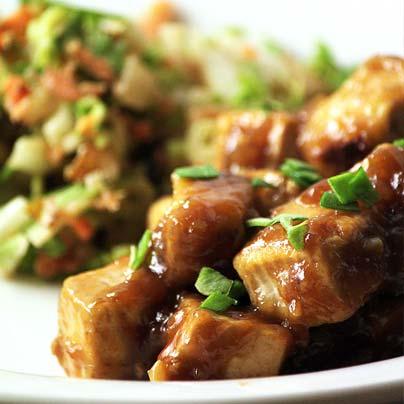 Recette tofu