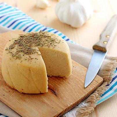 Recette fromage d'amande