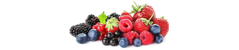 Fruits rouges et vitamines