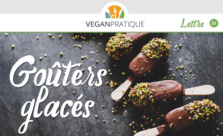 Recette de glaces vegan